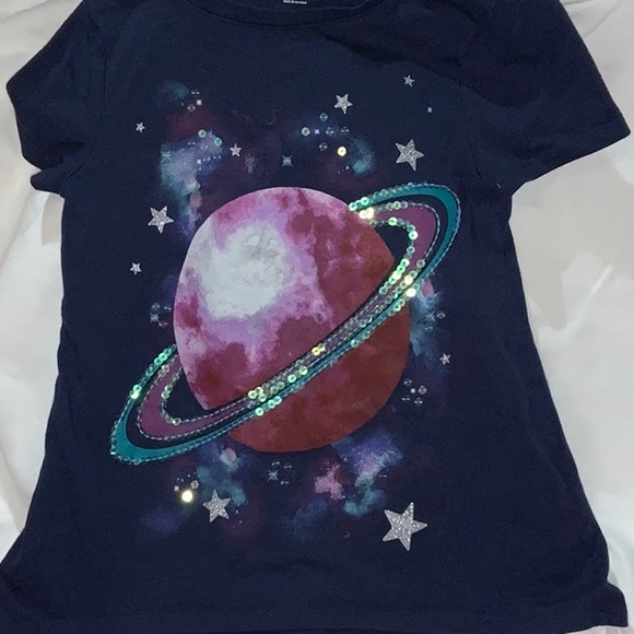 5848eb237 ... gap shirts tops navy saturn shirt euc bin b poshmark; com saturn t  shirt planet solar system ...